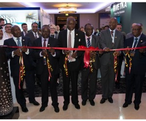 African Ministers at the official opening of the Africa Energy Forum